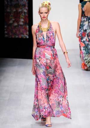 Xu hướng thời trang cho nữ năm 2013