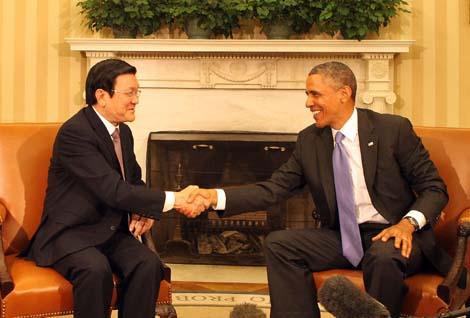 Học giả Nga đánh giá chuyến thăm Hoa Kỳ của Chủ tịch nước Trương Tấn Sang