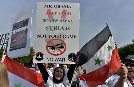 Phương Tây phản đối can thiệp vào Syria: Vì đâu nên nỗi?