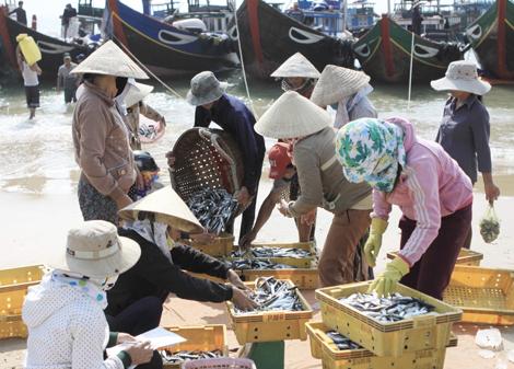 Phê duyệt đề án tái cơ cấu ngành thủy sản