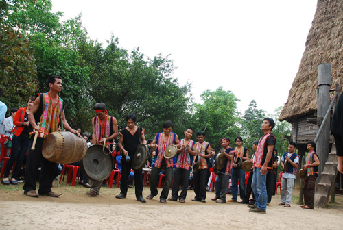 Bảo tồn sắc thái văn hóa Tây Nguyên