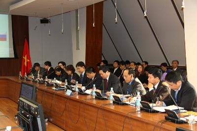 Thông báo Chương trình Hội thảo về FTA giữa Việt Nam - Chile ngày 10/09/2014