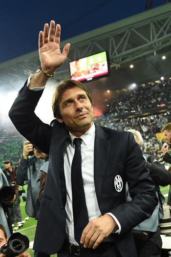 HLV Conte bất ngờ chia tay Juventus