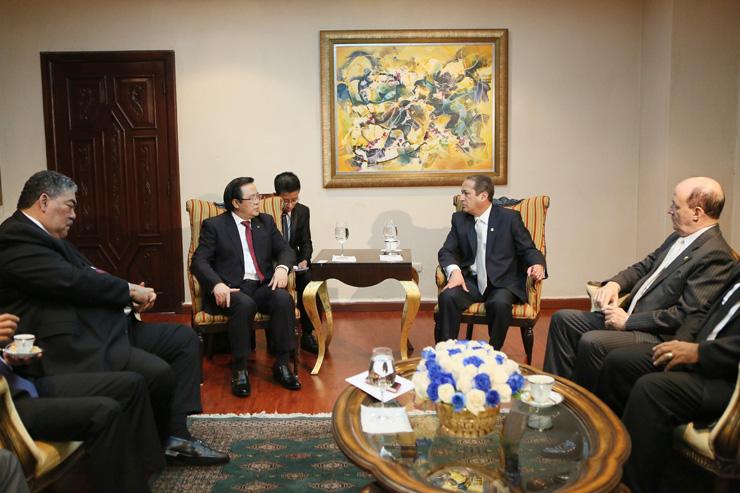Việt Nam và CH Dominicana tăng cường hợp tác