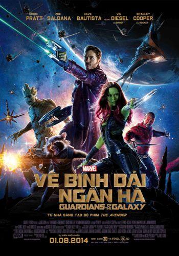 Vệ Binh Dải Ngân Hà 2014 - 2014