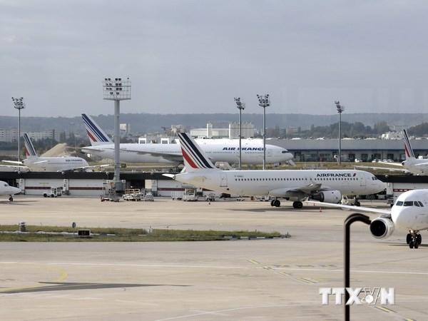 Hàng không Pháp có nguy cơ hỗn loạn
