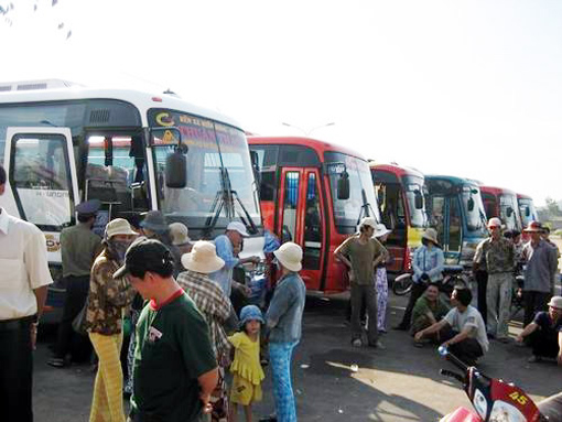 Sẽ quản chặt kinh doanh vận tải xe khách