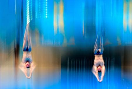 Khởi tranh môn nhảy cầu Đại hội TDTT toàn quốc
