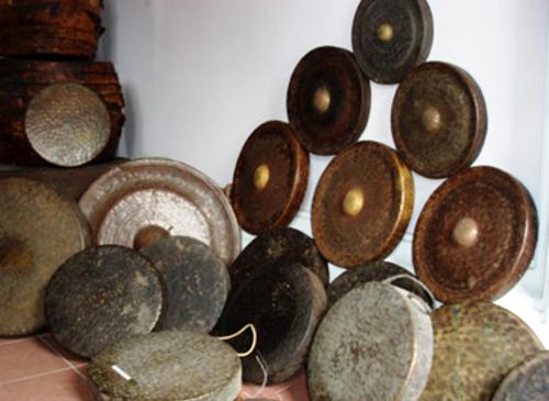 Các nhạc cụ của người Ê Đê