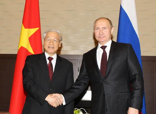 Viet Nam, Russia prioritise energy cooperation