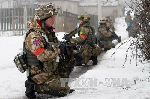 Dân quân Đông Ukraine chiếm Uglegorsk, đột nhập Debaltsevo - Baotintuc.vn