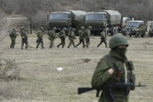 Cuộc diễn tập của khoảng 2.000 lính Nga sẽ kéo dài một tháng.