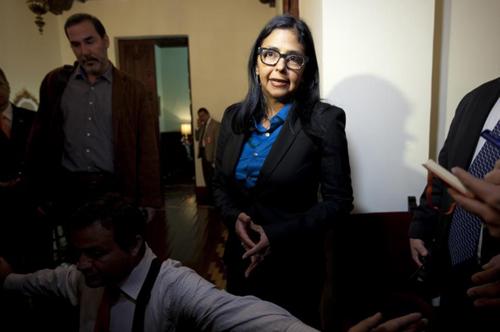 Venezuela yêu cầu Đại sứ quán Mỹ cắt giảm 80% nhân sự