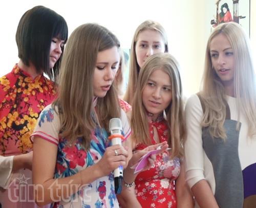 Sân chơi bổ ích của sinh viên Nga học tiếng Việt ở Moskva