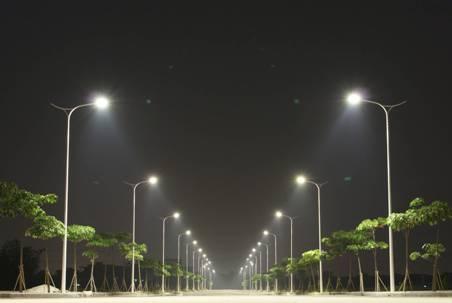 Ai Cập thay toàn bộ đèn đường bằng đèn led tiết kiệm điện