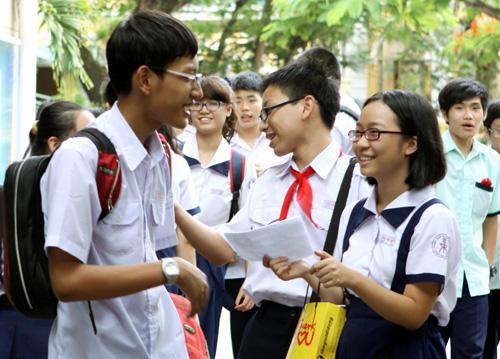 Điểm thi lớp 10 năm 2016 SG Phương án tuyển sinh vào lớp 10 tỉnh Vĩnh Long năm 2016