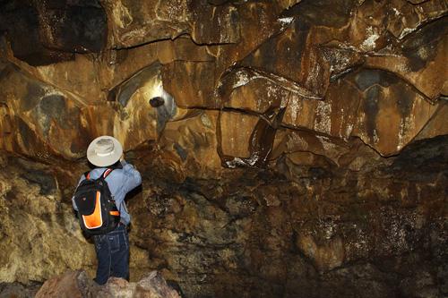 Chưa cấp phép tham quan hang động núi lửa Krông Nô
