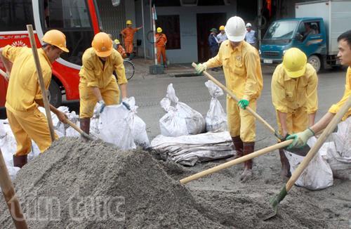 Đập 790 tại Mông Dương bị vỡ được gia cố an toàn - ảnh 1