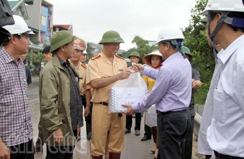 Đập 790 tại Mông Dương bị vỡ được gia cố an toàn - ảnh 3