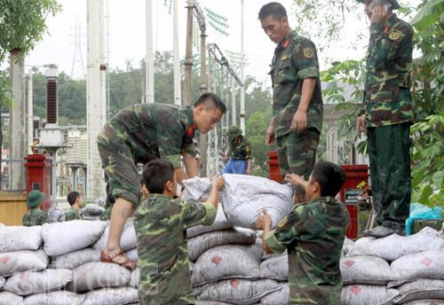 Đập 790 tại Mông Dương bị vỡ được gia cố an toàn - ảnh 2