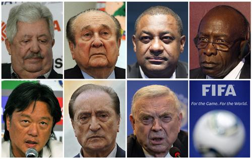 Bê bối tham nhũng FIFA: Các đại gia ngân hàng rơi vào tầm ngắm