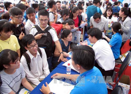Ngày hội tư vấn xét tuyển Đại học, Cao đẳng năm 2017 tại Hà Nội