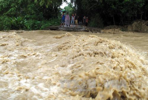 Quốc lộ 12 nối liền Điện Biên - Lai Châu tê liệt ít nhất 5-7ngày - ảnh 1