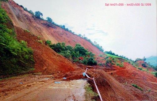 Cần bố trí vốn nhanh mở đường tránh đèo Ma Thì Hồ-QL 12, Điện Biên - ảnh 1