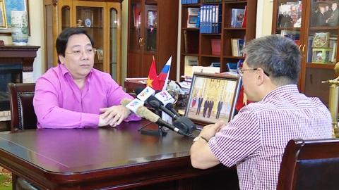 Phỏng vấn Đại sứ Việt Nam tại Nga nhân kỷ niệm 70 năm ngành ngoại giao