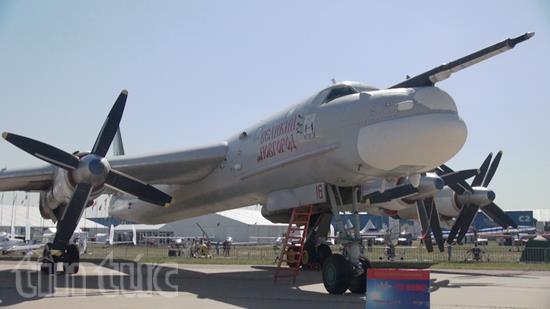 Ấn tượng Triển lãm hàng không vũ trụ quốc tế tại Nga - Ảnh 4
