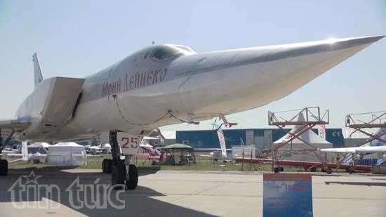 Ấn tượng Triển lãm hàng không vũ trụ quốc tế tại Nga - Ảnh 5