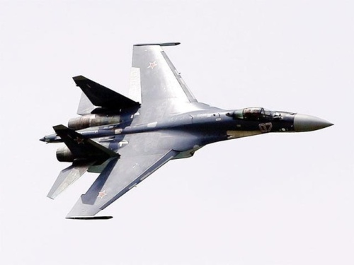 انباء عن طلب الجزائر لشراء مقاتلات Su-35 من روسيا  Su-35