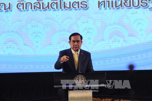 thu tuong thai lan prayut chan-ocha. anh: thx/ttxvn