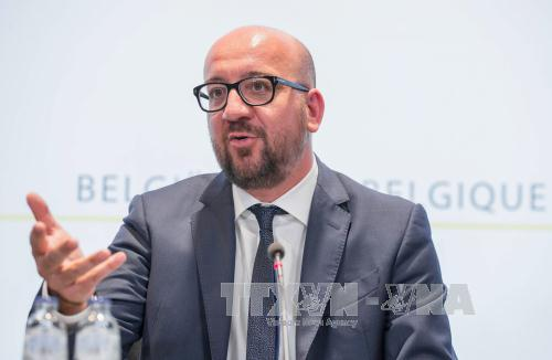 thu tuong bi charles michel. anh: afp/ttxvn