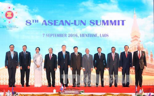 Lãnh đạo ASEAN quan ngại sâu sắc tình hình Biển Đông - Ảnh 1