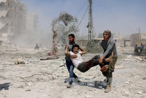 Chính phủ Syria chấp thuận thỏa thuận ngừng bắn mới - Ảnh 1