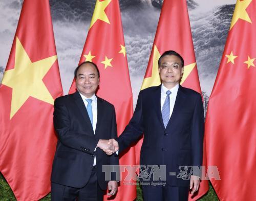 Thông cáo chung Việt Nam - Trung Quốc - Ảnh 1