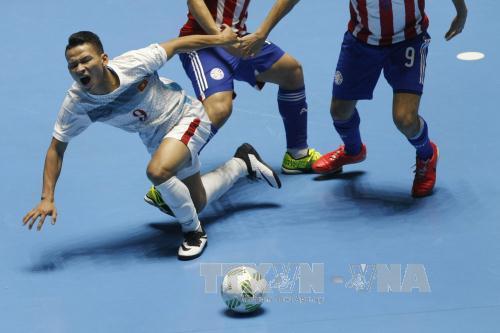 Cơ hội nào cho Việt Nam tại Futsal World Cup 2016? - Ảnh 1