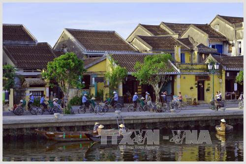 Phố cổ Hội An luôn là điểm du lịch hấp dẫn du khách trong và ngoài nước. Ảnh: Thanh Hà/TTXVN