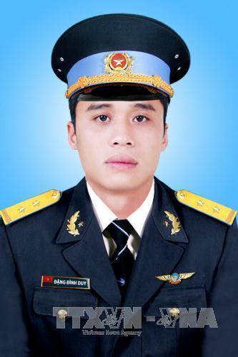 Truy thăng quân hàm cho các sỹ quan hy sinh vụ máy bay gặp nạn - ảnh 2