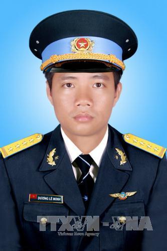 Truy thăng quân hàm cho các sỹ quan hy sinh vụ máy bay gặp nạn - ảnh 1