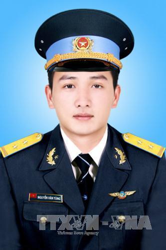 Truy thăng quân hàm cho các sỹ quan hy sinh vụ máy bay gặp nạn - ảnh 3