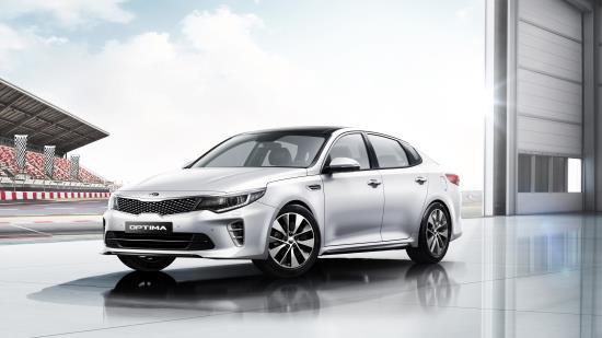 Đánh giá Kia Optima: Mẫu xe sang trọng dành cho người thành đạt 2