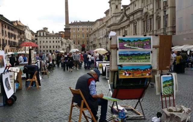 Có nhận định cho rằng sẽ có thời điểm người Italy không còn mặn mà với Eurozone.