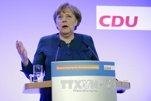 Đức ấn định thời gian tổ chức tổng tuyển cử