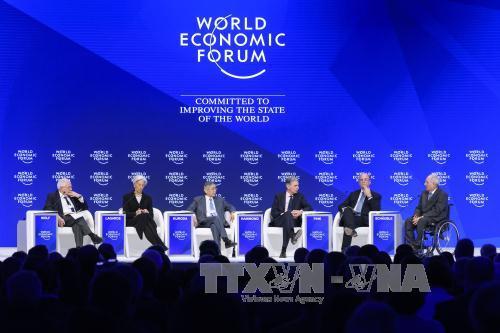 Thấy gì từ Diễn đàn kinh tế thế giới Davos?