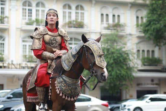 Việt kiều Đức đóng phim Việt ra rạp dịp tết Đinh Dậu