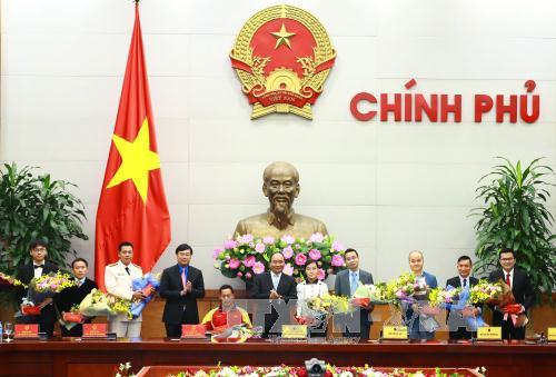 Lan tỏa những giá trị tốt đẹp của các gương mặt trẻ Việt Nam tiêu biểu, triển vọng