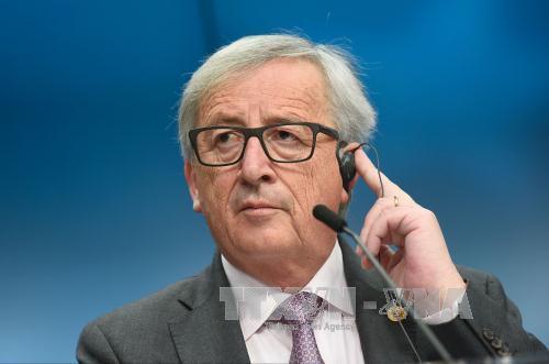 Chủ tịch EC Jean-Claude Juncker. Ảnh: AFP/TTXVN