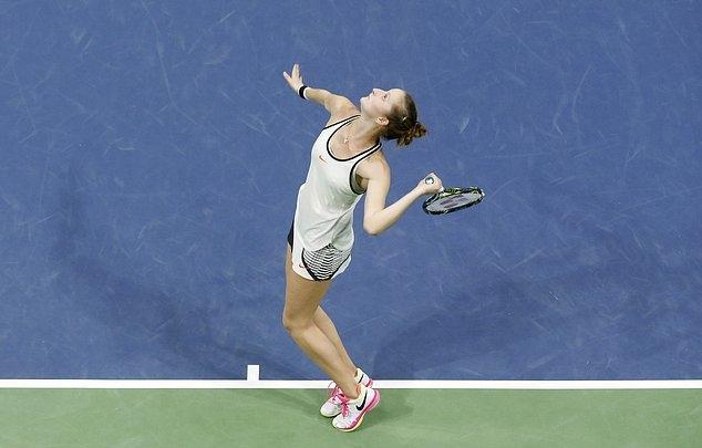Sao trẻ 17 tuổi Vondrousova vô địch giải WTA Tour đầu tiên